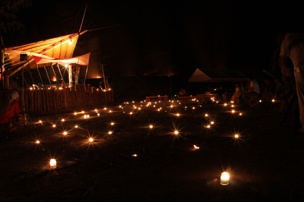Jomon Fire Festival